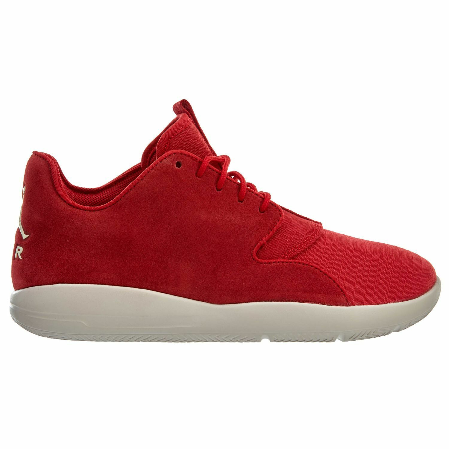 Jordan Eclipse Leather Mens 724368-624 Gym Red Orewood Athhletic shoes Size 11