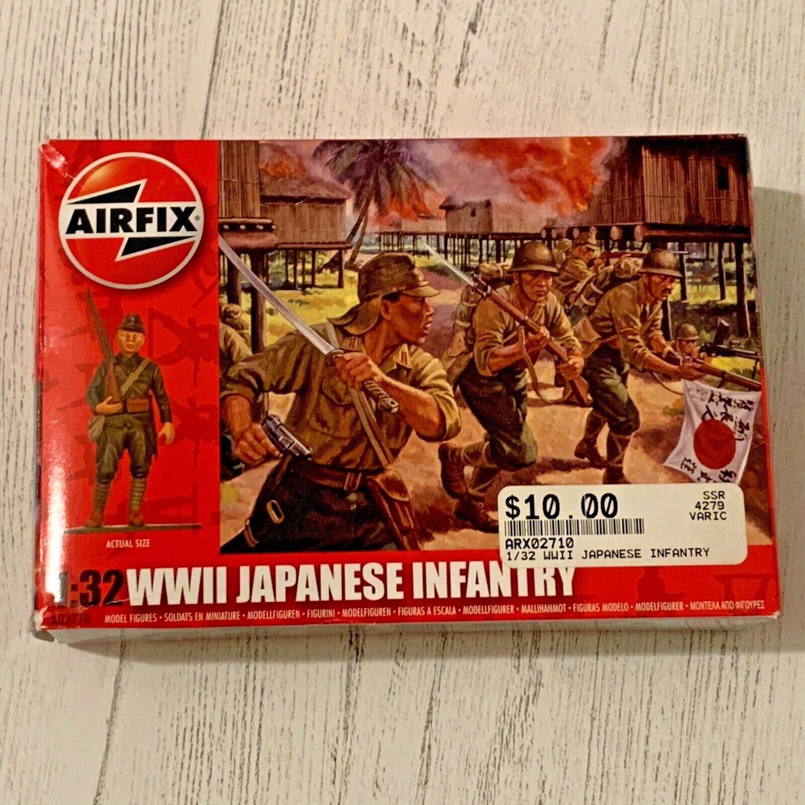 ESCI//Italeri 1//72nd scale WWII Japanese Infantry Figures