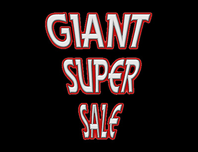 Giant Super Sale