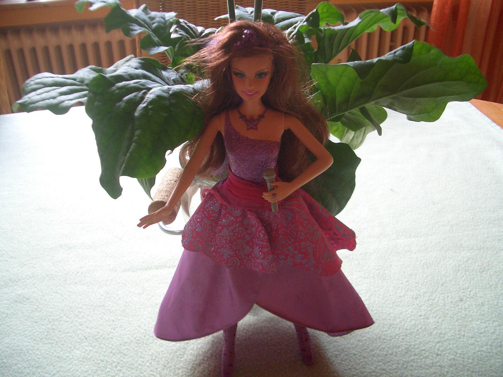 Barbie Keira singt Deutsch Deutsch Deutsch Die Prinzessin und der Popstar e70920