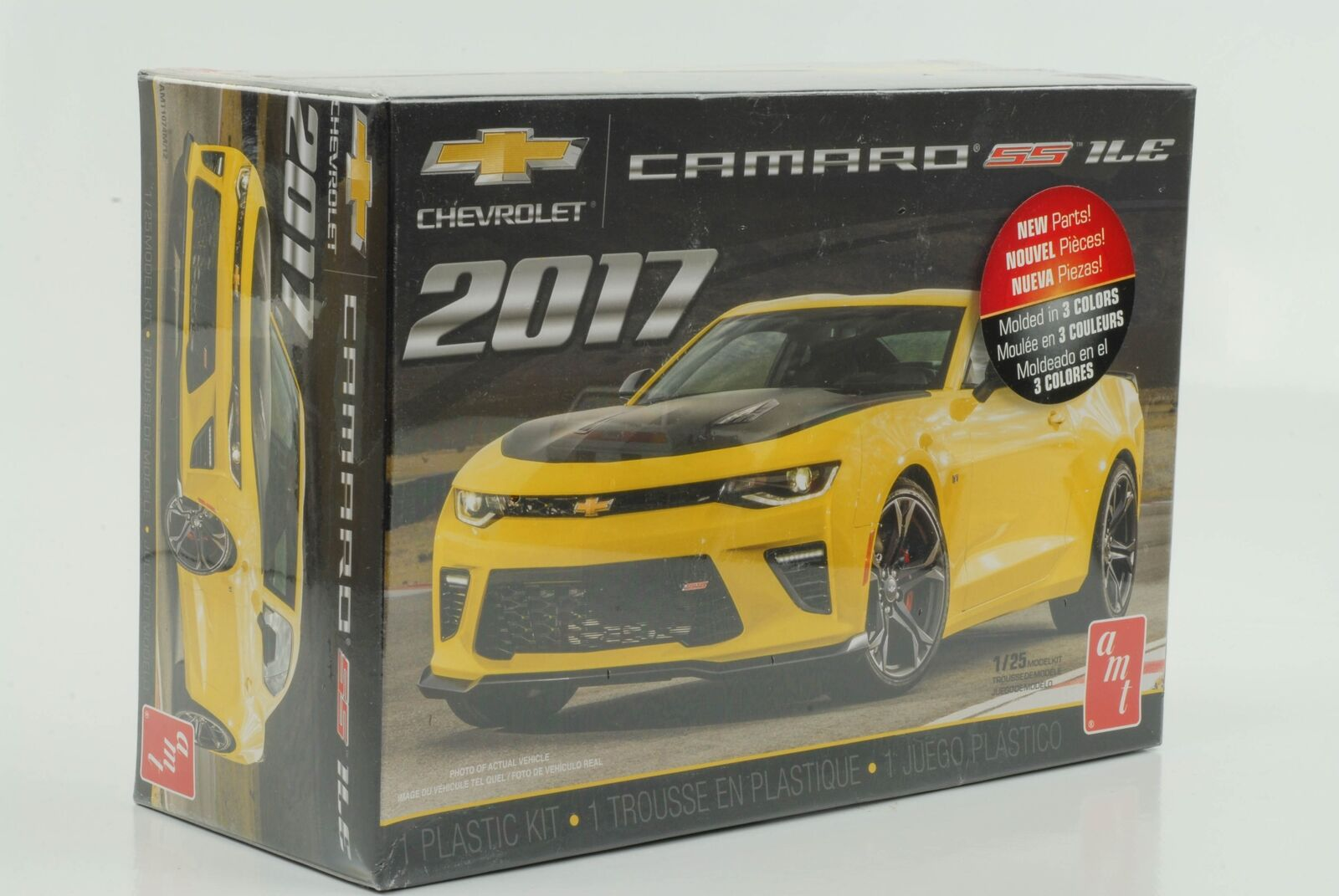Chevrolet Camaro Ss 2017 1LE Set Kit 1 25 Amt 1074M