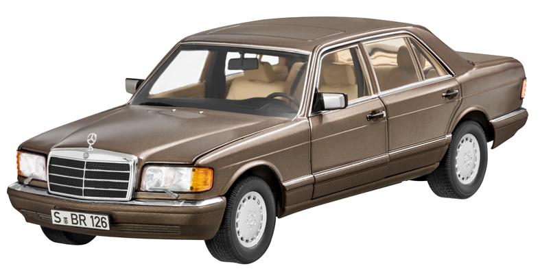 Original Mercedes-Benz 560 SEL V126 (1985-1991) impala NOREV  1 18 B66040646