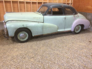For sale 1947 Pontiac Coupe