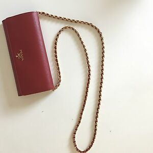 PRADA-Saffiano-Wallet-On-Chain-AUTHENTIC