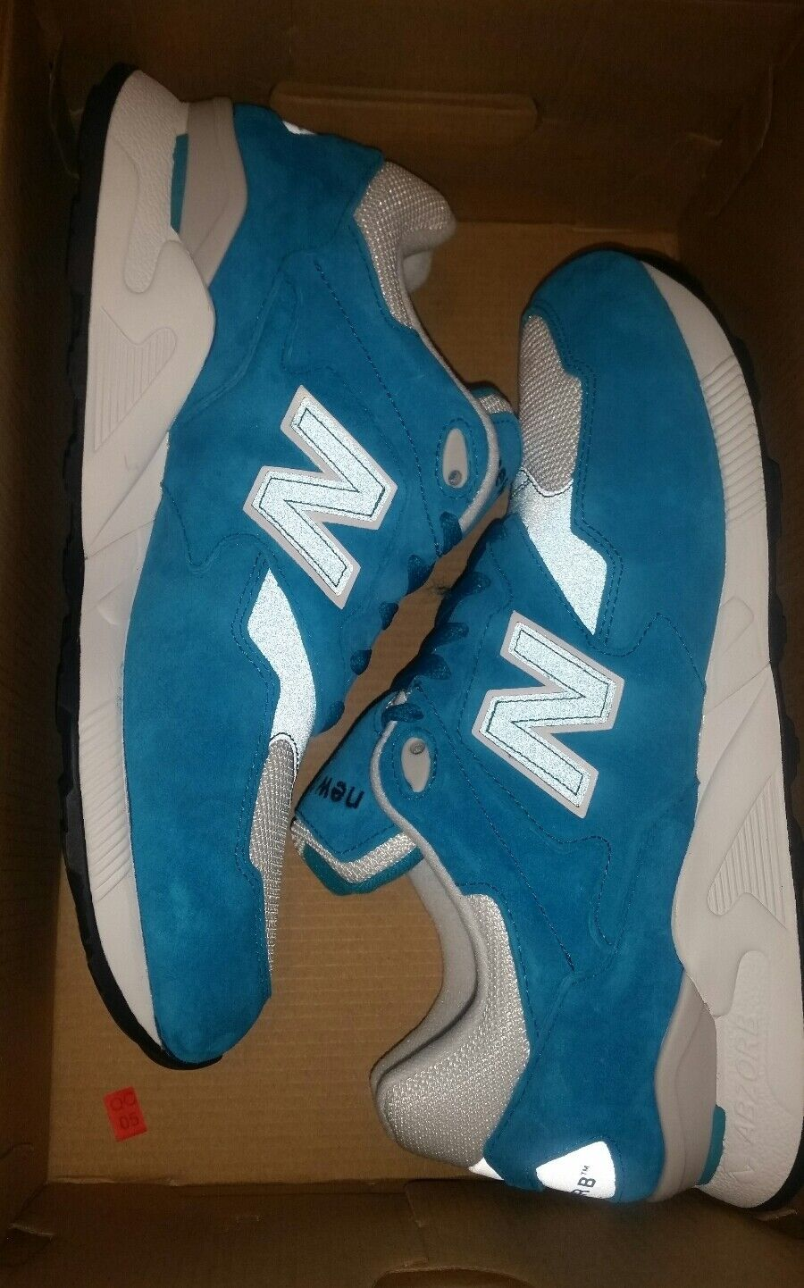 New balance 878 Abzorb 3M 3M 3M Athletic Running Schuhe Lifestyle Cross-Trainer Teal 998 37ce3a
