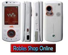 Sony Ericsson W900i Weiss (Ohne Simlock) 3G 3BAND 2MP WALKMAN Original Japan