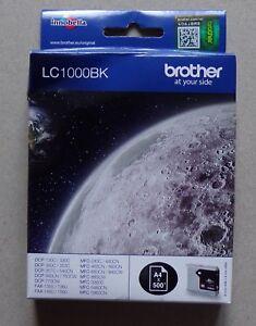 cartouche-d-039-encre-ink-cartridge-BROTHER-LC1000BK-BLACK-NOIR