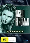 Ingrid Bergman - Remembered - An Intimate Portrait (DVD, 2009)
