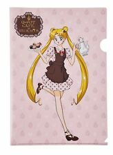 SAILOR MOON Q POT CAFE CLEARFILE 2017 JAPAN