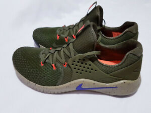 Details about Nike Free Tr V8 Olive Green Training Shoe Trainer AH9395 342