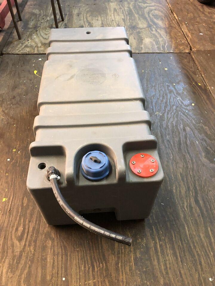 Plast tank L 80 cm. B. 35 cm. H 30 cm. 65 ltr....