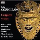 John Corigliano - : Conjurer; Vocalise (2013)