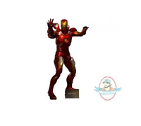 1/4 Scale Iron Man Mark Vii Figure (le 7500) By Neca