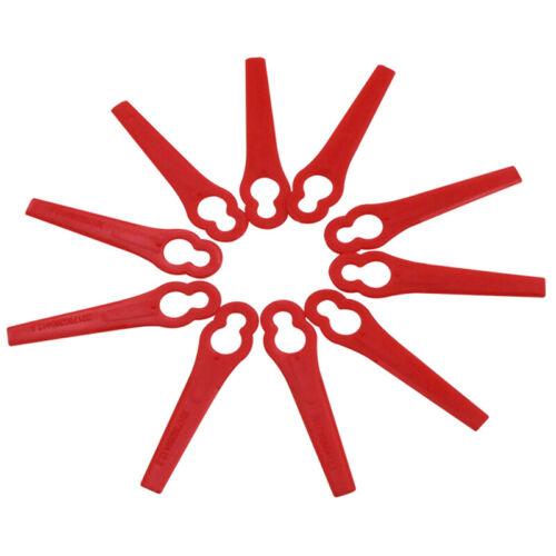 120 StüCke für Florabest LIDL FRTA 20 A1 Lidl IAN 282232 Ersatz Kunststoffm M2B8
