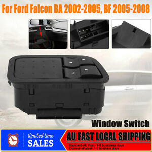 AU-Electric-Control-Power-Window-Switch-Black-For-Ford-Falcon-BA-02-05-BF-05-08