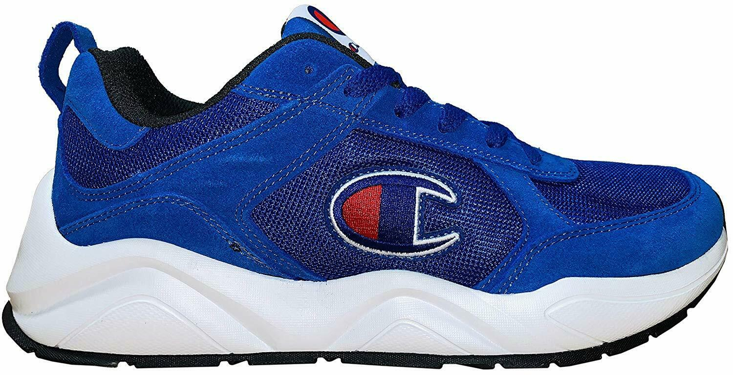 Champion Mens 93Eighteen Classic Sneaker, Adult, Surf The Web Sneaker