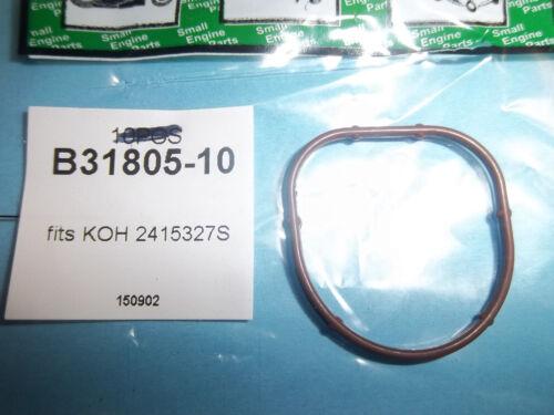NEW REPLAC KOHLER INTAKE PORT GASKET FITS COMMANDS 2415327  31805 BTT