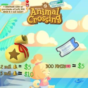 Animal-Crossing-Nook-Mile-Tickets-ACNH-NMT