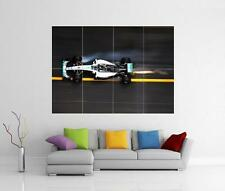 NICO ROSBERG F1 FORMULA ONE GIANT WALL ART PICTURE PHOTO POSTER