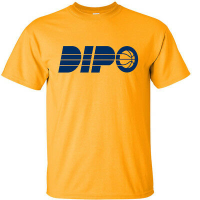 """Tie-Dye Indiana Pacers Victor Oladipo /""""DIPO Old Logo/"""" T-Shirt"""