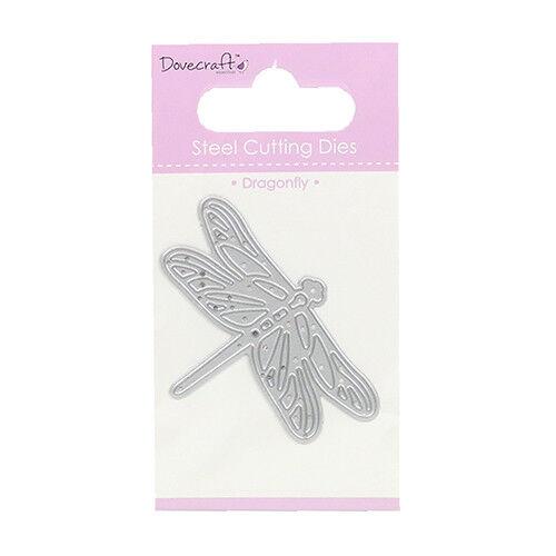 Maxi dies die matrice de découpe dragonfly libellule 7cm SIZZIX BIG SHOT