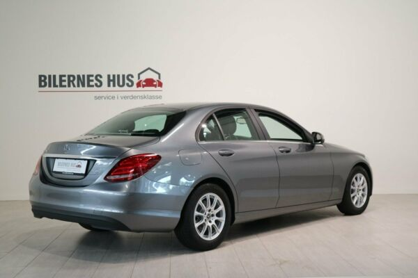Mercedes C220 d 2,2 Business aut. - billede 1