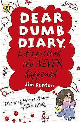 1 of 1 - Dear Dumb Diary: Let's Pretend This Never Happened, Benton, Jim, Very Good Book