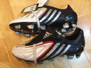 footwear detailing detailing Details about Adidas Predator Powerswerve TRX FG 100% Authentic NEW Size 7  US mania pulse f50