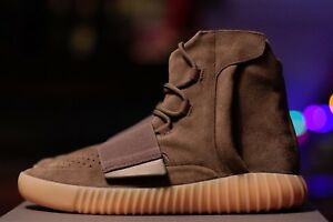 Yeezy Aut o Adidas Tama Brown Chocolate 750 Boost 10 100 Goma 5 By2456 Hwpxpq7Td0