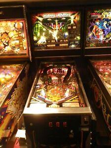 Grand Lizard Arcade Pinball Machine