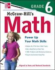McGraw-Hill's Math, Grade 6 by McGraw-Hill Education Staff (2011, Paperback)