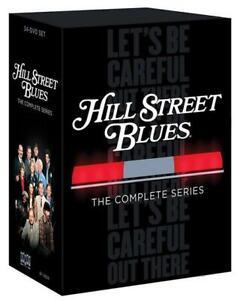 Hill-Street-Blues-de-la-serie-de-DVD-completo-de-la-temporada-1-7-hecho-en-Estados-Unidos-enviado