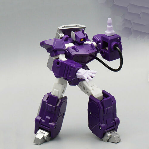 Transformers Shockwave MFT MF35C G1 Shockblast Mini Replaceable hand In Stock