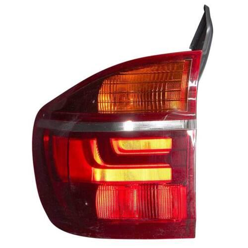 Fits BMW X5 E70 2007-On Magneti Marelli Rear Light Lamp Left N//S Passenger Side