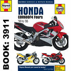 Honda CBR600F Fours 1999-2006 Haynes Workshop Manual