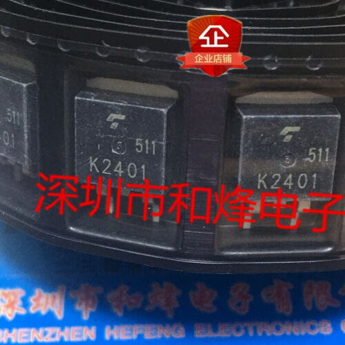 10PCS 2SK2401 K2401 TO-263