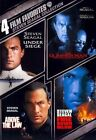 4 Film Favorites Steven Seagal 0085391174226 DVD Region 1 P H