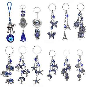 BH-Evil-Eye-Hamsa-Hand-Rhinestone-Pendant-Keyring-Bag-Hanging-Decor-Key-Chain-N