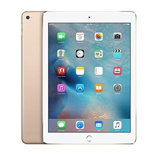 "1 von 1 - Apple iPad Air 2 16GB Gold LTE IOS Tablet PC ohne Vertrag 9,7"" RetinaDisplay"