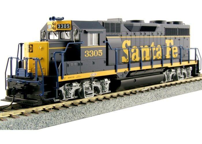 Kato 37-3022-1 Ho EMD GP35 Fase Ia Locomotora Con ESU Dcc Santa Fe