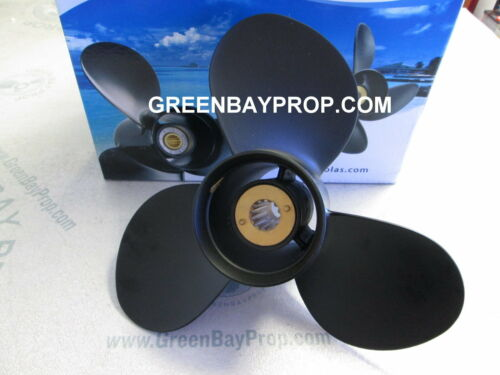 11.1 x 14 Pitch Aluminum Propeller for Mercury Mariner 25-70 HP Outboards