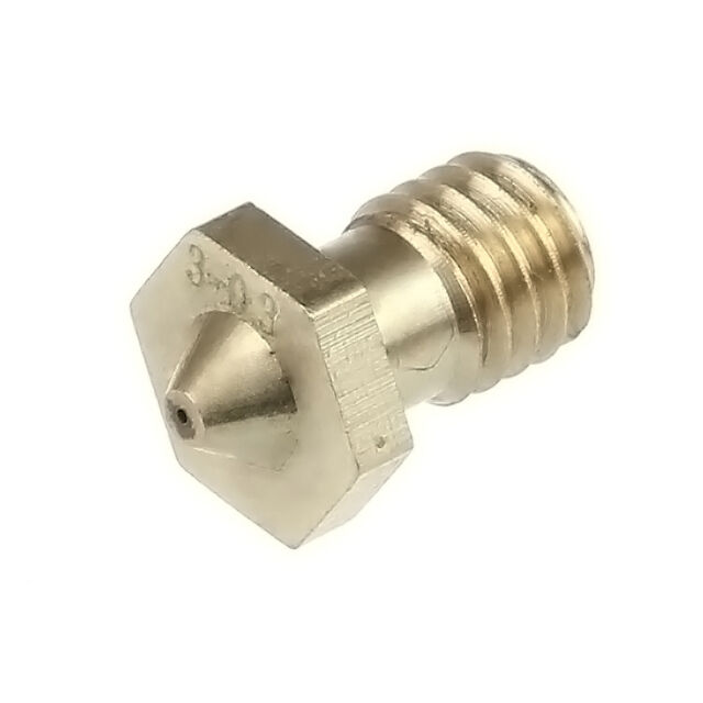 Spare J-head M6 nozzle for Geeetech All Metal hotend Rostock Prusa Mendel DIY