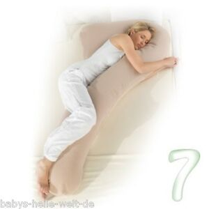 Cuscino Per Chi Dorme Di Lato.Dettagli Su My 7 Cuscino Per Chi Dorme Sul Fianco Di Theraline Con Federa E Coperchio