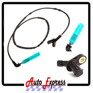 New Abs Wheel Speed Sensor Rear Fits 2001 2006 Bmw 330i 330ci 325i 325ci M3 Ebay