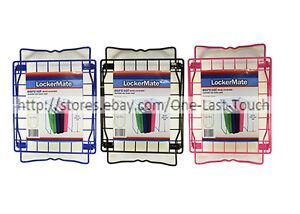 Lockermate 12 In Stackable Locker Stac A Shelf Extra