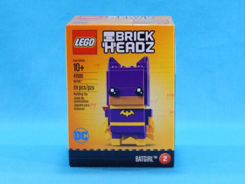 Lego Brickheadz 41586 Batgirl New Sealed 2017 DC Lego Batman Movie