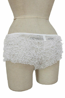 Underwear Lady Intimate Ruffle Short Panty 2016 New Women thermal LC7524