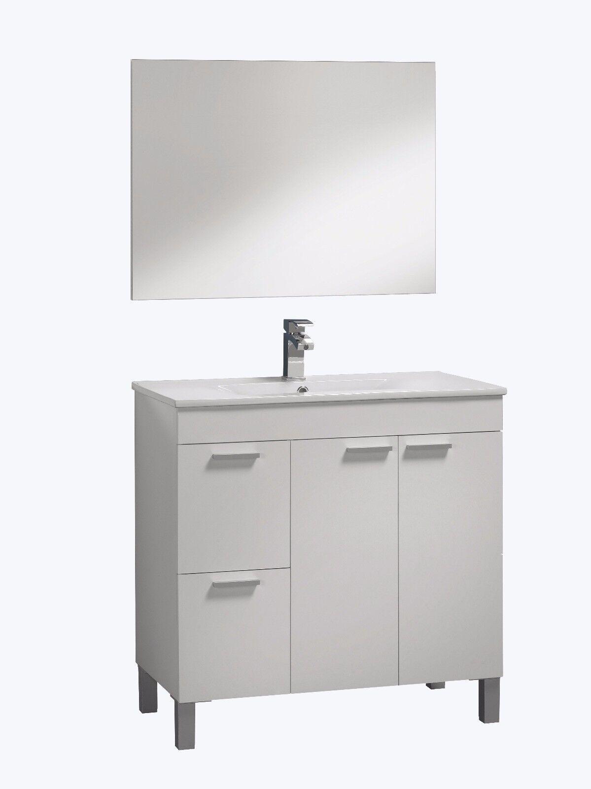 Armario con espejo, cuarto de baño o aseo, para colgar ...