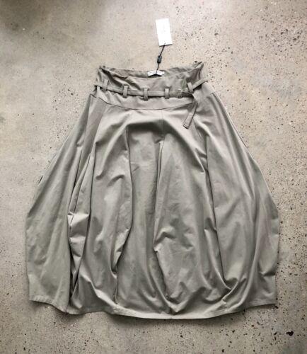 Ivan Grundahl Lagenlook Skirt Sz XL Bubble Belted