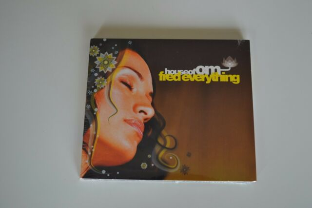 Fred Everything - House of Om Presents (/Mixed by , 2005) NEW SEALED CD